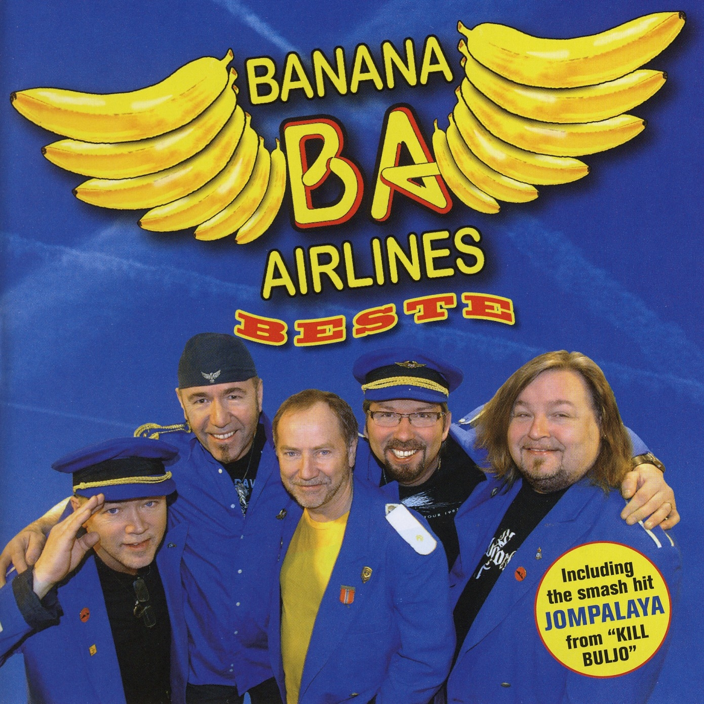 Banana Airlines Beste